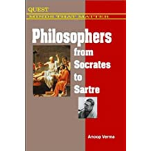 Philosophers: from Socrates to Sartre