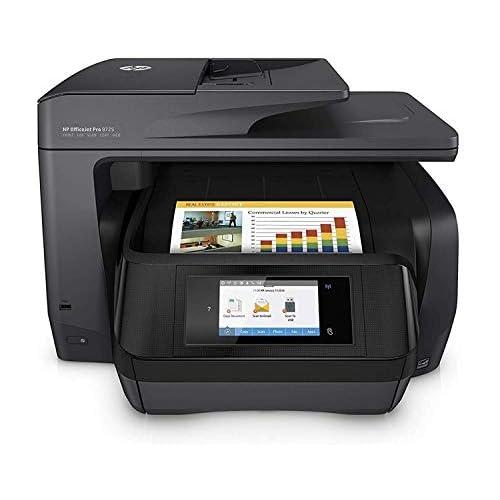 chollos oferta descuentos barato HP OfficeJet Pro 8725 Impresora multifunción tinta color 1200 x 1200 ppp A4 incluido 3 meses de HP Instant Ink color negro