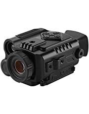BOBLOV P4 Night Vision Monocular with 8GB Card 5X Digital Zoom Infrared Portable Night Vision Scope 200Yards Visible 1.5inch Screens for Hunting Forest Observe Wildlife Secenery (Black)