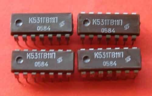 KR1434UD1V = K157UD2 = LM301 IC Microchip USSR  Lot of 20 pcs