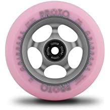 Proto Gripper Faded Wheels Pastel Pink/Ghost Gray - 110mm (Pair)
