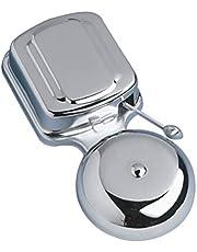 REV 050401555 Ventilator, klassieke deurbel, 2 spoelen, 8-12VAC, 1A, 89dB, chroom