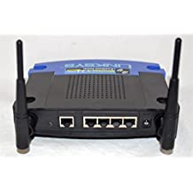 LINKSYS Wireless-G 2.4 GHz 54 Mbps Broadband Router WRT54G ver.2 Complete