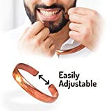 Hand Forged 100% Copper Bracelet for Men & Women