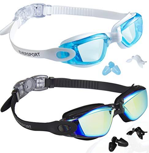 EverSport Swim Goggles Pack