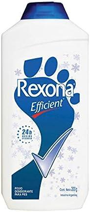 REXONA EFFICIENT Desodorante para pies 200 g