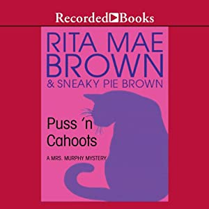 Puss 'n Cahoots Audiobook