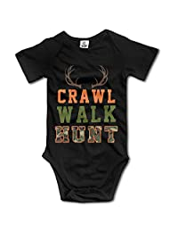 Neutral Bodysuits Crawl Walk Hunt Camo