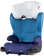 Diono Cambria 2 Latch, 2-in-1 Belt Positioning Booster Seat, High-Back to Backless Booster XL Space & Room to Grow, 8 Years 1 Booster Seat, Ultimate Safety & Protection