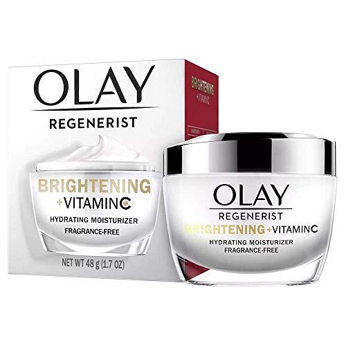 OLAY Regenerist Brightening Vitamin C Facial Moisturizer - 1.7oz