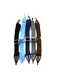 Non-Slip Elastic Children Glasses Cord Kids Head Band Frame Strap(5pcs) (boys mixed colors)