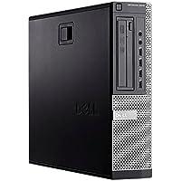 Dell Optiplex 9010 Business Desktop Computer (Intel Quad-Core i7-3770 3.4GHz CPU, 8GB RAM, 500GB HDD, DVD, WIFI, VGA, DisplayPort, USB 3.0, Windows 7 Professional) (Certified Refurbished)