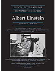 The Collected Papers of Albert Einstein, Volume 16 (Documentary Edition): The Berlin Years / Writings & Correspondence / June 1927–May 1929