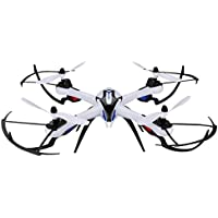 Flymemo Tarantula X6 2.4G 4CH RC Quadcopter Hyper IOC UFO with 5.0MP HD Camera LCD Controller Black