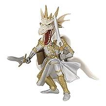Papo White Dragon Man