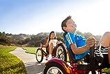 Mobo Triton Recumbent Trike. Kids 3-Wheel