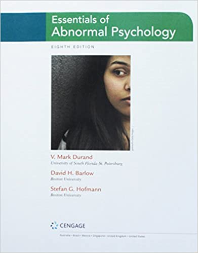 Essentials of Understanding Psychology 8th Ed.