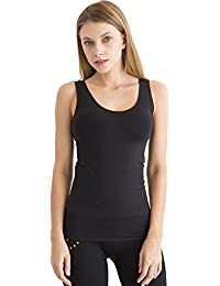 19478e64b0 Women s Shapewear Tank Top Firm Tummy Control Shaper Seamless Slimming  Shaping Tanks