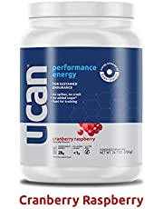 UCAN Performance Vegan Pre-Workout Energy Powder with SuperStarch - No Added Sugar, Gluten Free, Keto Friendly - Boost Endurance, Focus and Power