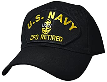 Us navy cpo retired ball cap at amazon men s clothing store jpg 342x263 Ball  cap navy d1c88e53bec3