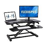 FLEXISPOT 32 inch Standing Desk Converter