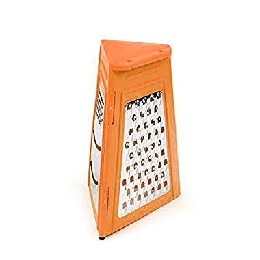 Multi-Sided Folding 3 in 1 Grater and Slicer