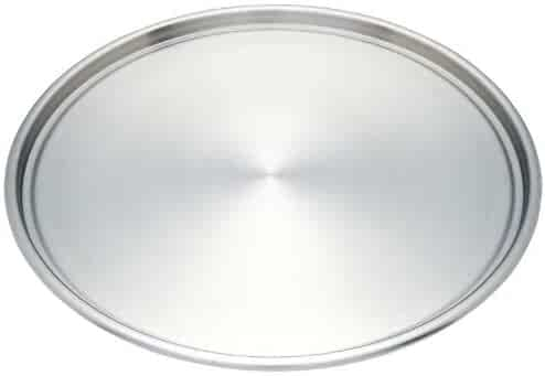 Maxam KTBKPZ Stainless Steel Pizza Pan