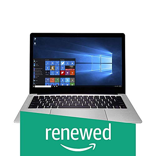 (Renewed) AVITA Cosmos NS14A1IN502P 14-inch Laptop (seventh Gen Core i5-7Y54/8GB/256GB SSD/Windows 10/Intel HD 615 Graphics), Cloud Silver