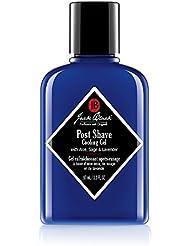 JACK BLACK – Post Shave Cooling Gel – PureScience Formula, Aftershave Gel, Soothes Razor Burn, Aloe Leaf Juice and Chamomile, Natural Ingredients, Calms and Hydrates Skin, 3.3 oz.