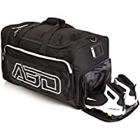 ABD ATHLETE Multipurpose Duffel Bag With 7 Sections For Overnight, Travel & Gym Best Sports Bag |Space Saver |Built-In Insulated Cooler Compartment