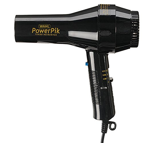 Wahl Afro Powerpik Hairdryer 1250W With Pik Partiality Zx052-800