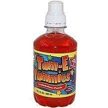 Tum-E Yummies Fruit Flavored Drink, Fruitabulous Punch 10 Oz (Pack of 12 Bottles) by Tum-E Yummies