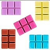 SmoDy Wax Melts Wax Cubes - 3 Ounces x 5 Highly