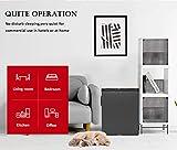 SMETA Mini Fridge No Noise: Absorption Refrigerator