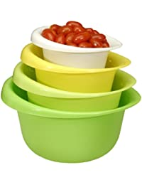 Purchase Cook Pro 4 piece Mixing Bowl Set saleoff