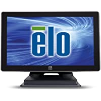 Elo Touch E287348 1519L iTouch Plus 15 LCD Desktop Touchmonitor, Multi Touch, USB Controlloer, Zero Bezel, Clear Glass, Gray