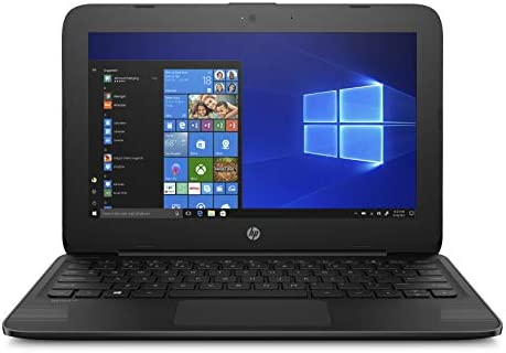 HP Stream Laptop PC 11.6″ Intel N4000 4GB DDR4 SDRAM 32GB eMMC Includes Office 365 Personal for One Year
