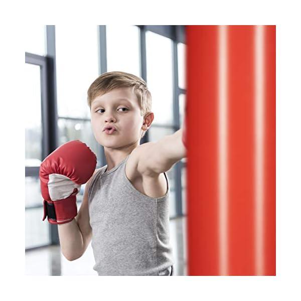 Saco boxeo niños Boxing bag Punching ball Saco hinchable infantil,160 cm