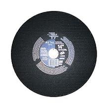 """Norton Cut-Off Wheels 14"""" x 1/8"""" x 20mm/1"""" - Metal Cutting (10/Box)"""