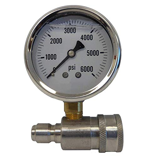 Ultimate Washer UW16-PW173B Pressure