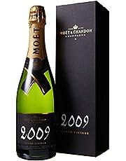 Moet & Ch.Grand Vintage Coffret Champagne, Cl 75