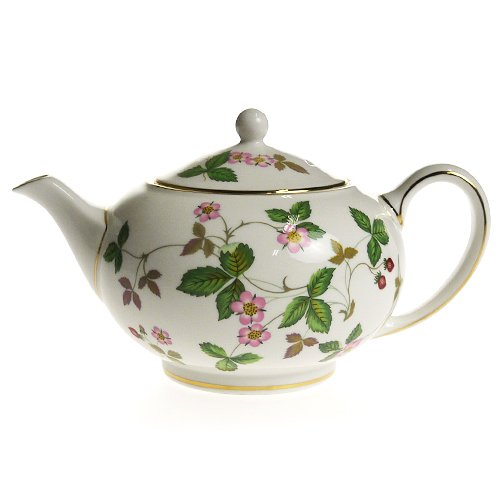 Wedgwood (WEDGWOOD) Wild Strawberry Teapot [S]