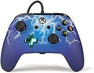 Control alámbrico PowerA para Xbox One – Relámpago araña - Standard Edition
