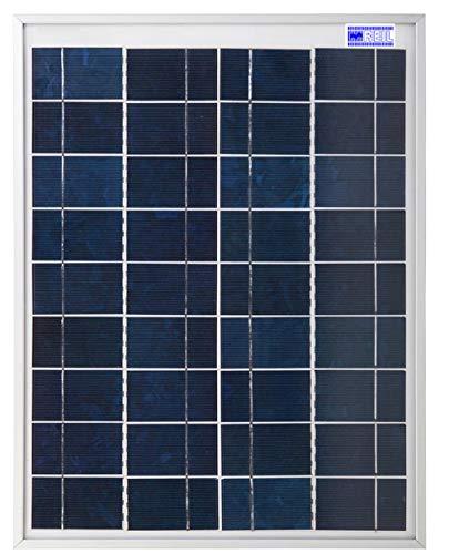 Prabha REIL 10Watt 12V PV Solar Panel Module (Pack of 1)