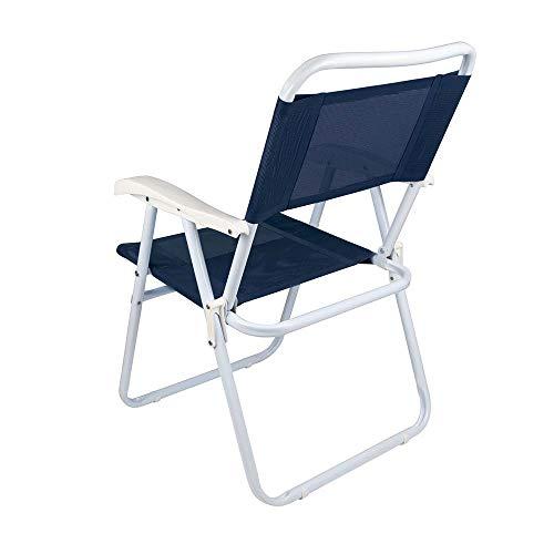 Cadeira Master Azul Mor