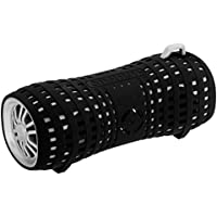 BOSS AUDIO MRBT140 Marine Wireless, Bluetooth Enabled, Weather Proof speaker (Silver Speaker Grills)