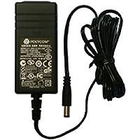 Genuine polycom 48 volt power supply for polycom ip phones 2200-46170-001