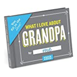 Knock Knock What I Love about Grandpa Fill in the
