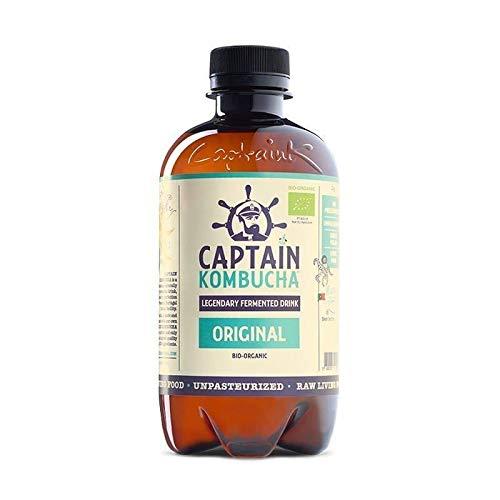 Captain Kombucha Original, Te de burbuja - 400