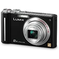 Panasonic Lumix DMC-ZR1 12.1MP Digital Camera with 8x POWER Optical Image Stabilized Zoom and 2.7 inch LCD (Black) Review Review Image